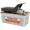 10000 PSI POWER TEAM PA6 AIR DRIVEN HYD PUMP