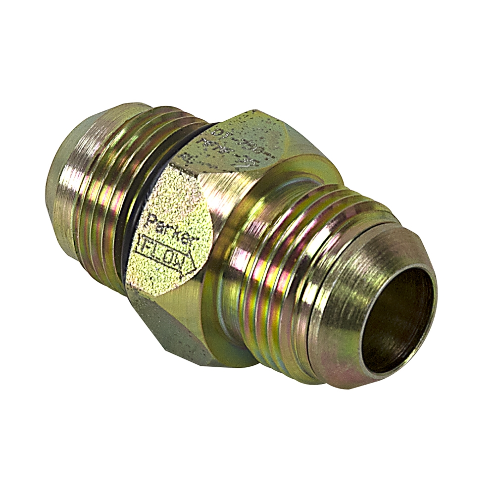 Jic parker hydraulic inline check valve dt mfmf