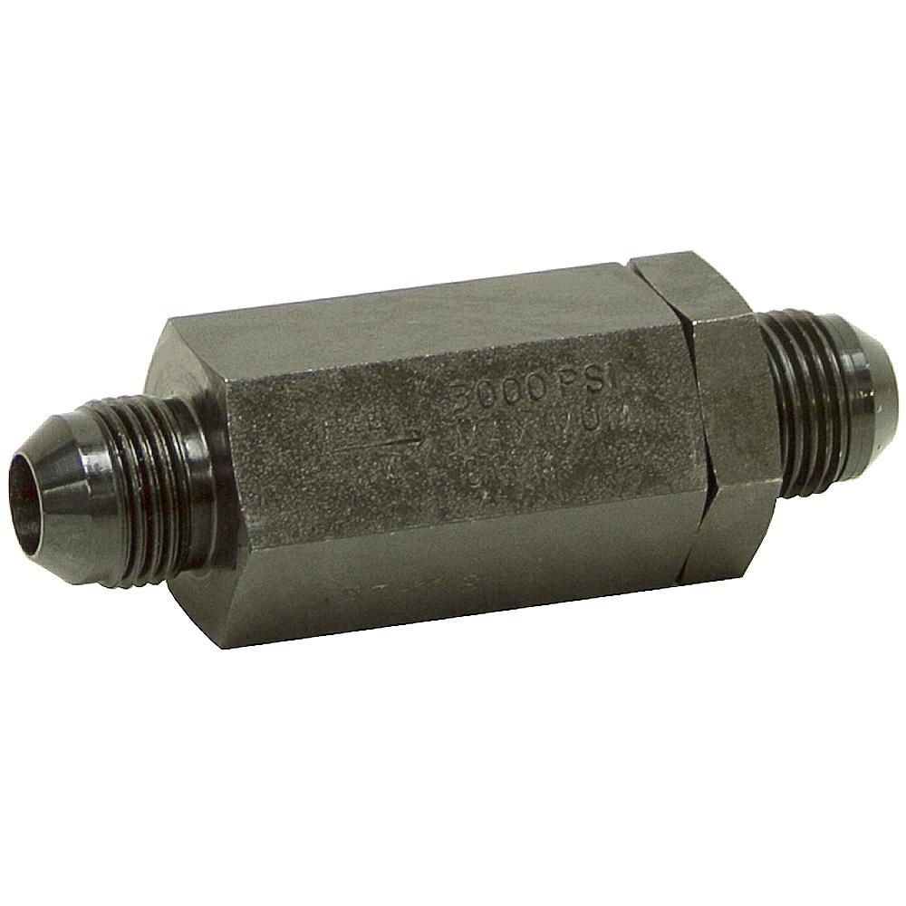 Jic gpm parker vcl f a hyd check valve lock