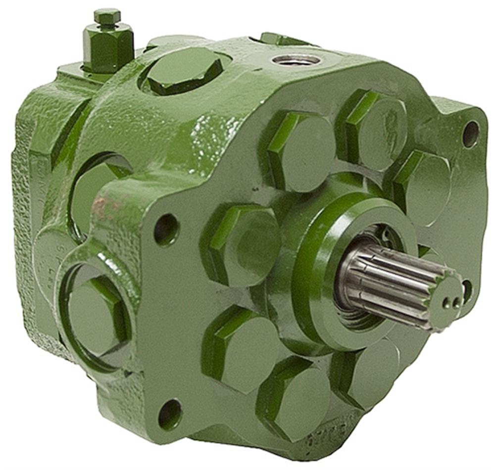 30 Cu In John Deere N Ar94660 Radial Piston Pump Hydraulic Farm Tractor 2240 Wiring Diagram Alternate 1