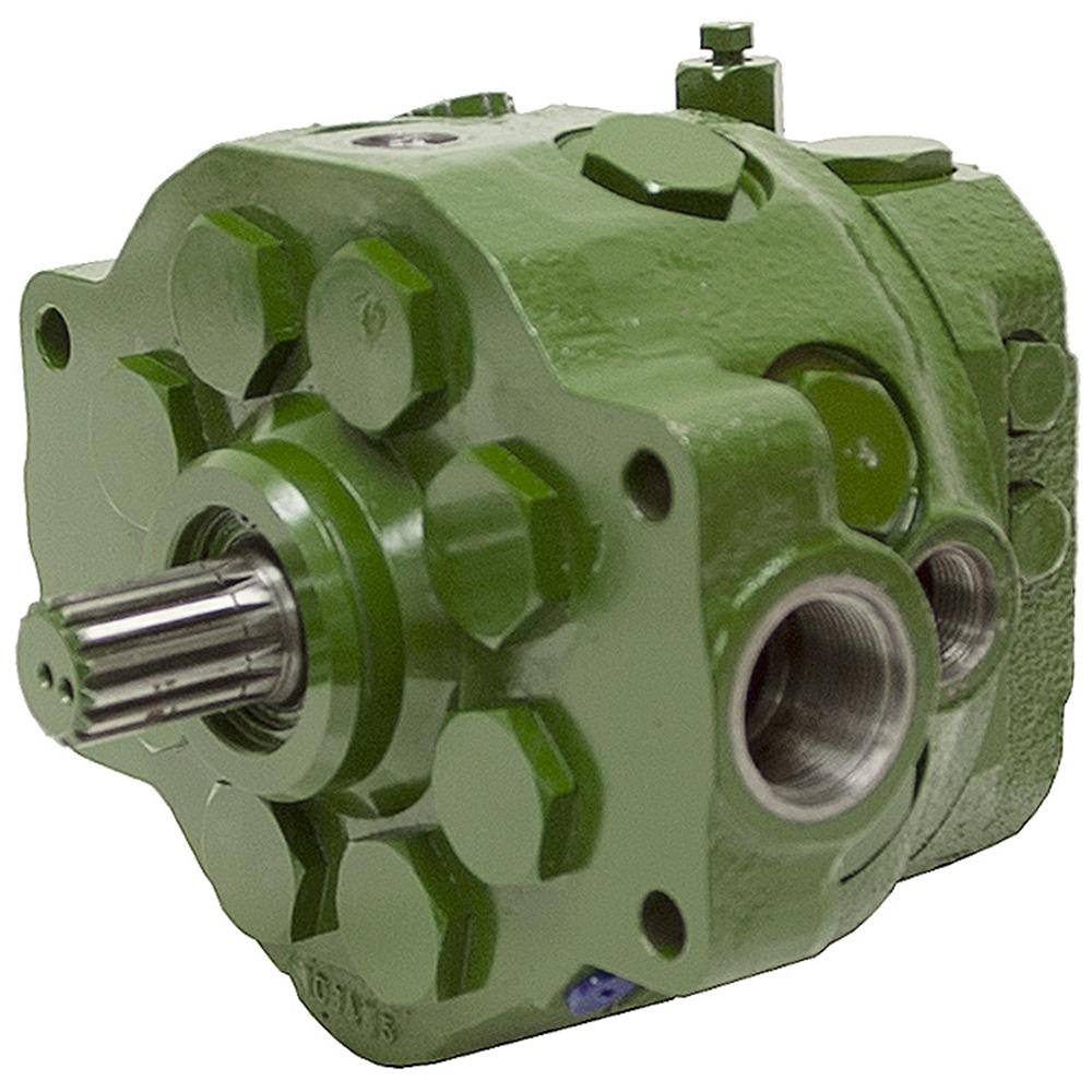 John Deere Hydraulic Pump : Cu in john deere n ar radial piston pump