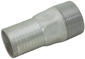 1.50 Hosebarb To 1.50 NPT Male Connector
