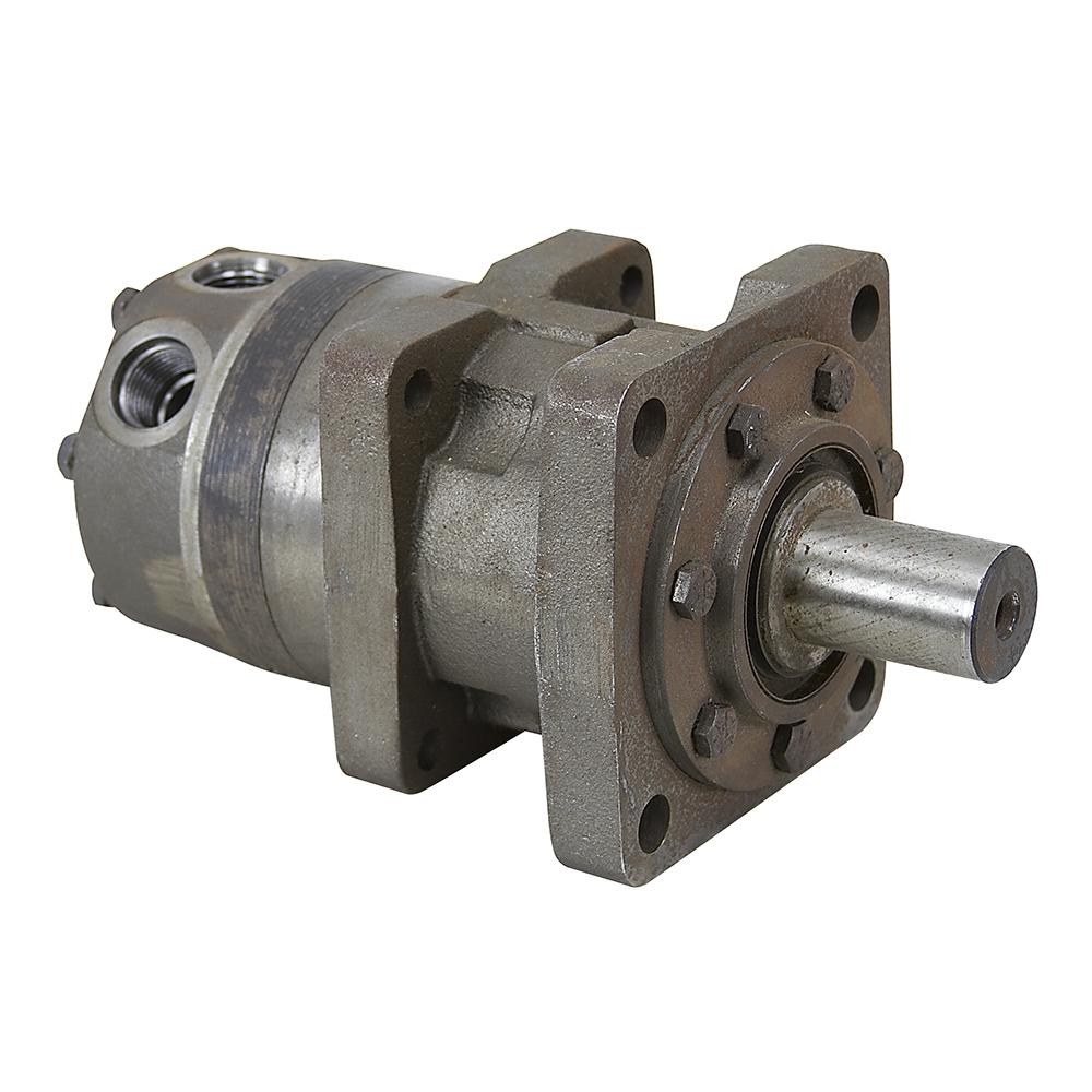 White Hydraulic Motors : Cu in white hydraulic motor c zaab low