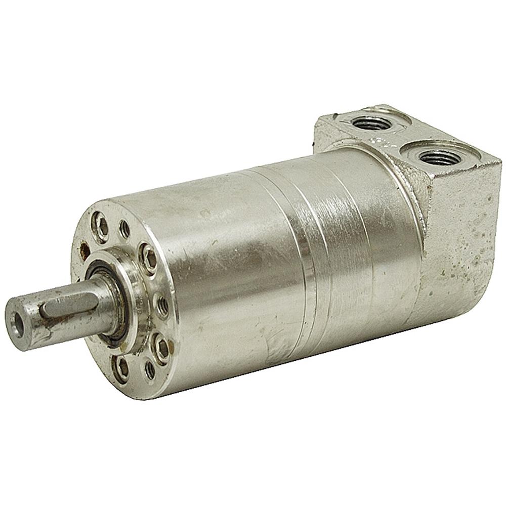 Cu In Charlynn Motor 129 0366 Nickel Plated Low
