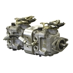 0.37/0.37 cu in Hydro-Gear PC-MNLL-5T1X-AXXX/TV-QLLT-NLLN-1XBX Hydraulic Double Piston Pump