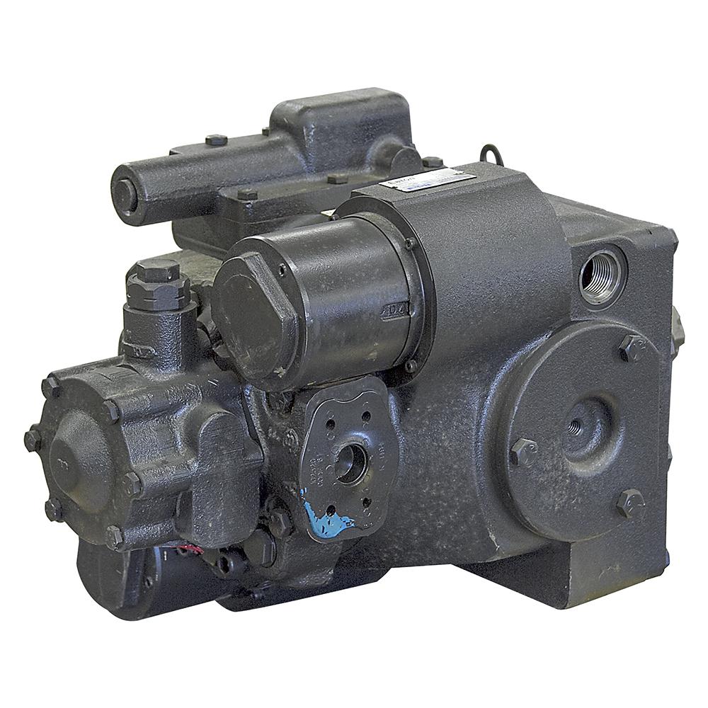 Hydraulic Piston Pump : Cu in eaton hydraulic piston pump