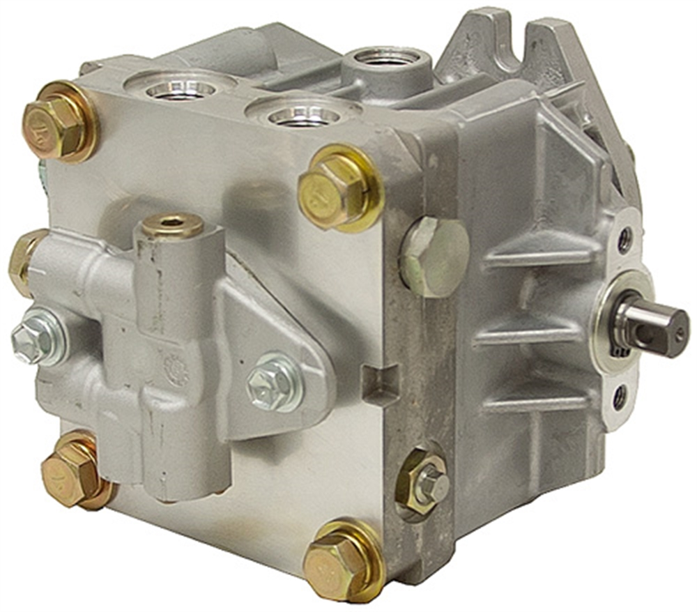 Hydraulic Piston Pump : Cu in white hydraulic piston pump