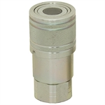 "1/2"" NPT Flush Face Quick Coupler Body ISO 16028"