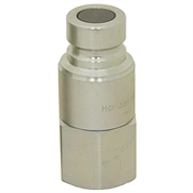 "1/2"" NPT Flush Face Quick Coupler Tip ISO 16028"