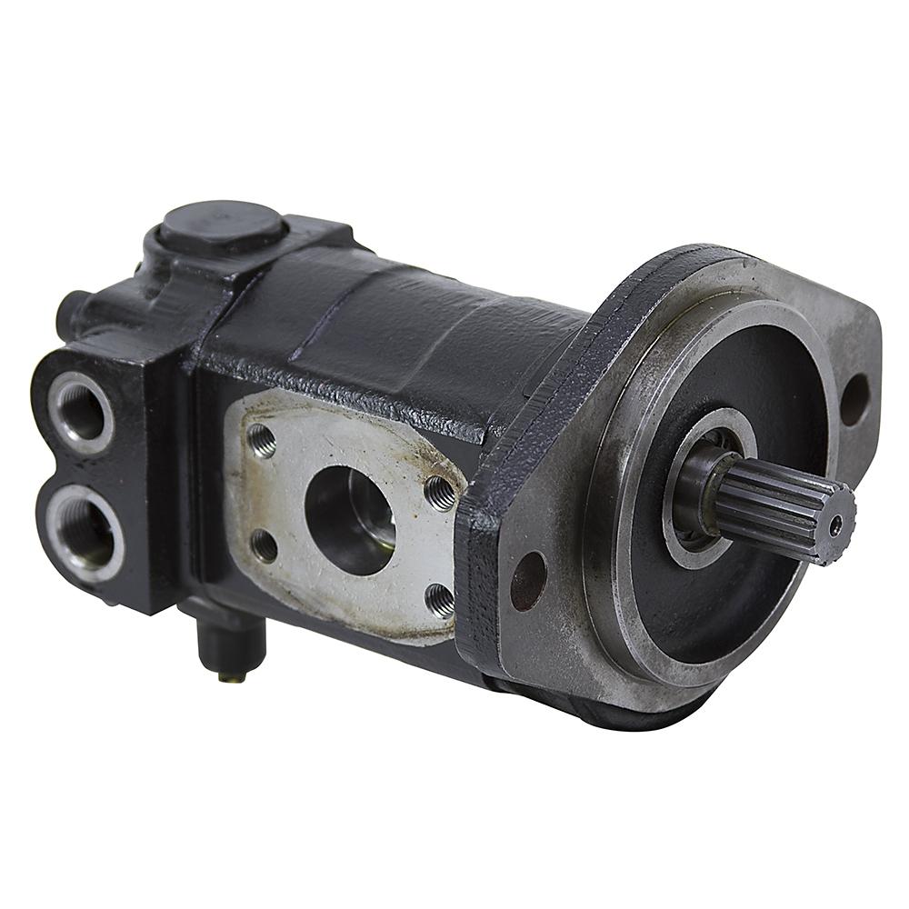 Cu in casappa hydraulic gear pump 0356347l 247580 for Hydraulic motor and pump