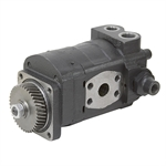 0.89 cu in Casappa Hydraulic Pump w/ Flow Control KP20.14D5-N9R2-LMB-GC/GD/B-N-R