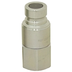"3/4"" NPT Flush Face Quick Coupler Tip ISO 16028"