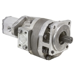 4.56/1.54 Hydraulic Double Gear Pump