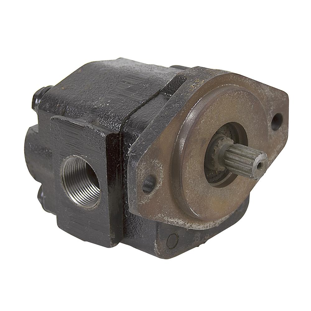 Cu in parker 308 9113 258 hydraulic pump gear pumps for Hydraulic motor and pump