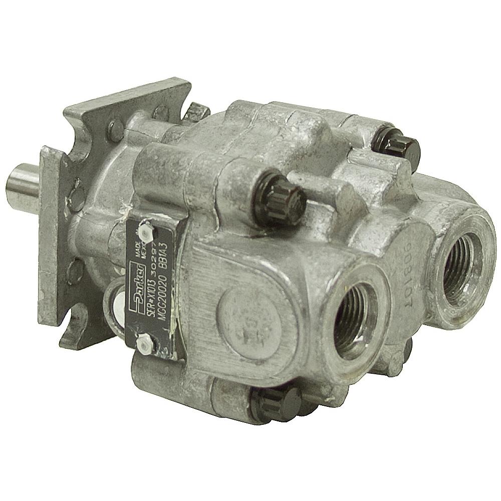 Cu In Parker Mgg20016 Bb1a3 Hyd Motor