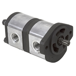 0.48/0.48 cu in Dynamic GP-F20-08-08-S9-C Hydraulic Double Pump