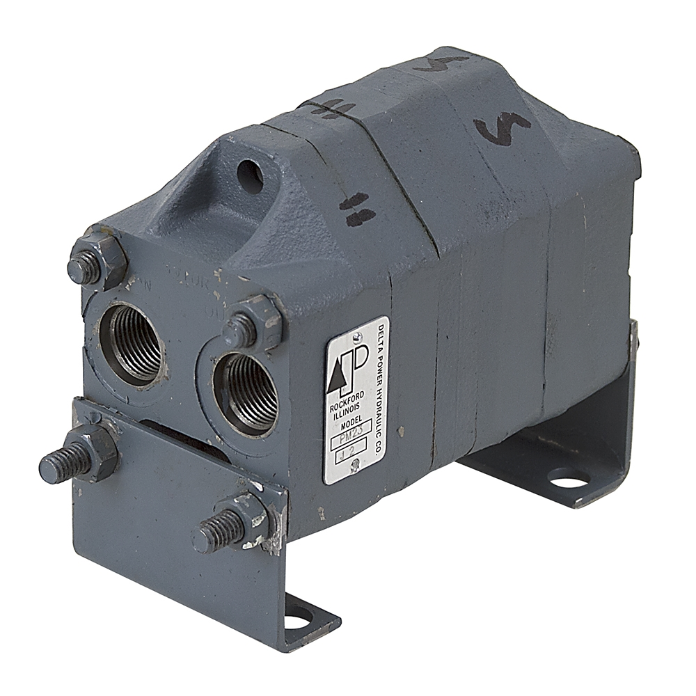 Delta power hydraulic pump motor unit pm23 motor combo for Hydraulic pump motor units