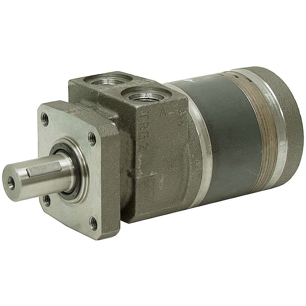 13 9 Cu In Parker Tb0230fs100aaab Hyd Motor Low Speed