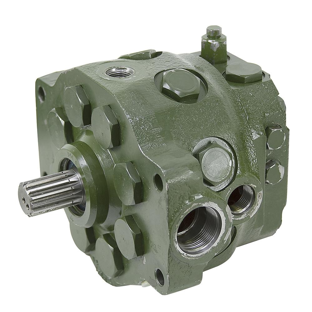 4.0 cu in John Deere NAR94661 Radial Piston Pump Jd B Hydraulics Schematic Diagram on