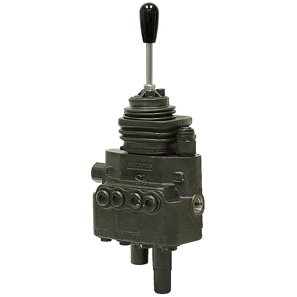 Hydraulic Joystick Control : Spool gpm walvoil sdm joystick loader valve
