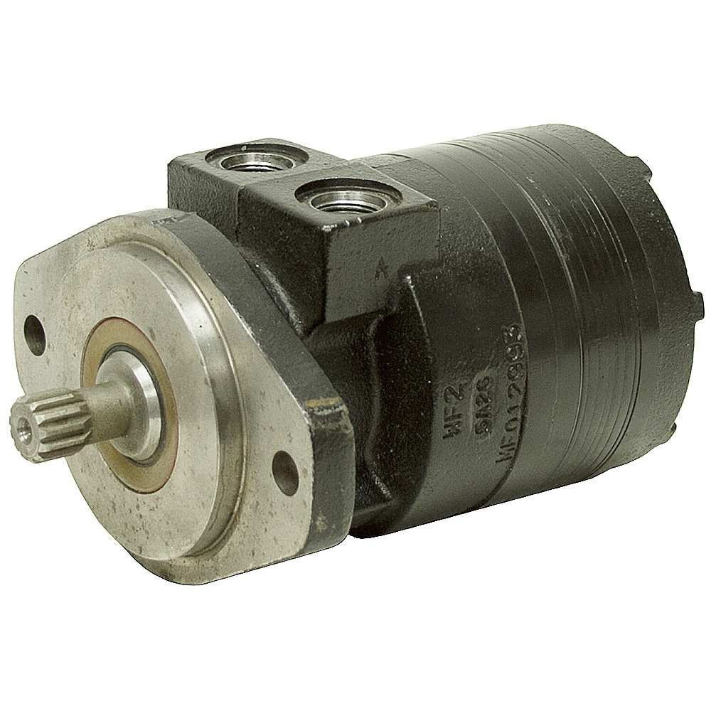 6 1 Cu In Tf0100bs280aaaa Parker Hydraulic Motor Low