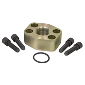 "1.25"" 4-Bolt Flange Code 62 To 1.25"" NPT Kit"