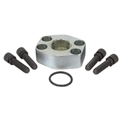 "2"" 4-Bolt Flange Code 62 To 2"" NPT Kit"