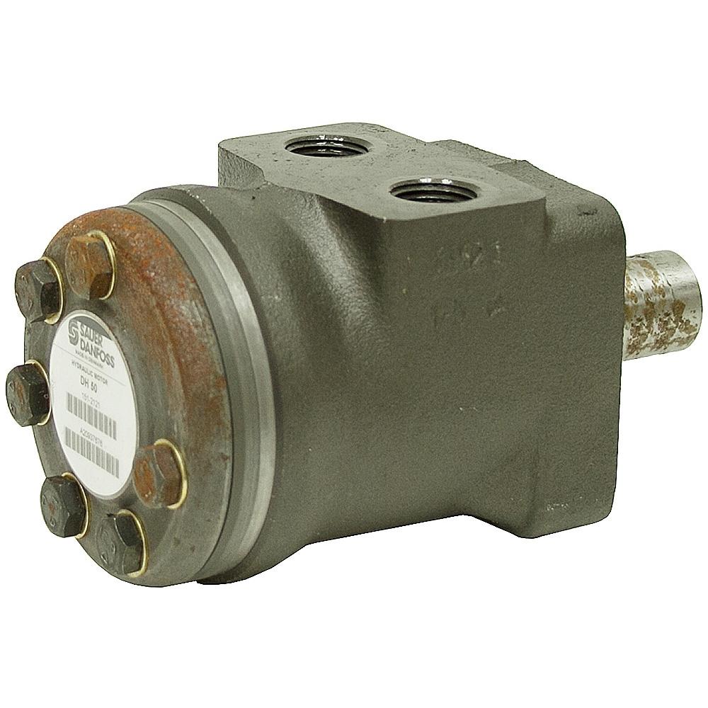 Cu in danfoss hyd motor dh50 151 2121 low speed for Two speed hydraulic motor