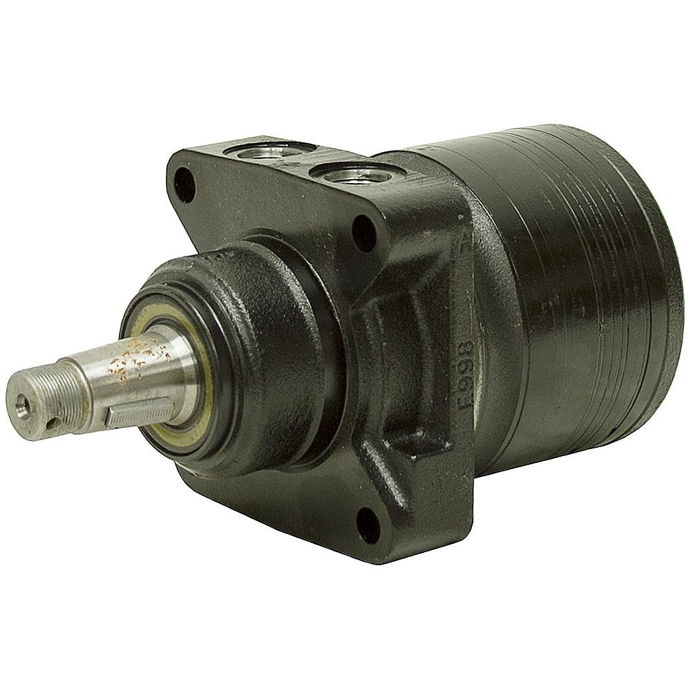 12 Cu In Parker Hyd Wheel Motor Tf0195us080aaxl Wheel Mount Hydraulic Motors Hydraulic