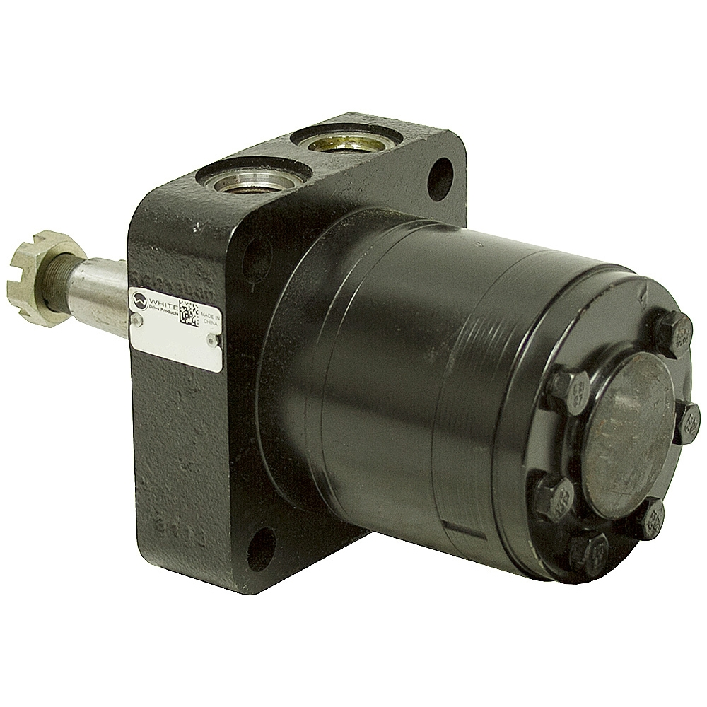 Hydraulic Drive Motors : Cu in white drive products w aaaac hydraulic