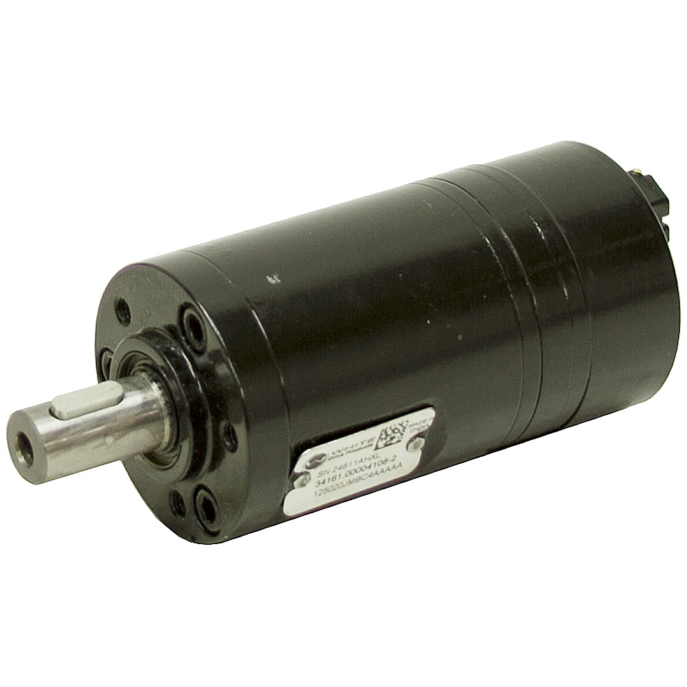 1 2 cu in white drive products 125020jmbc4aaaaa hydraulic for Two speed hydraulic motor