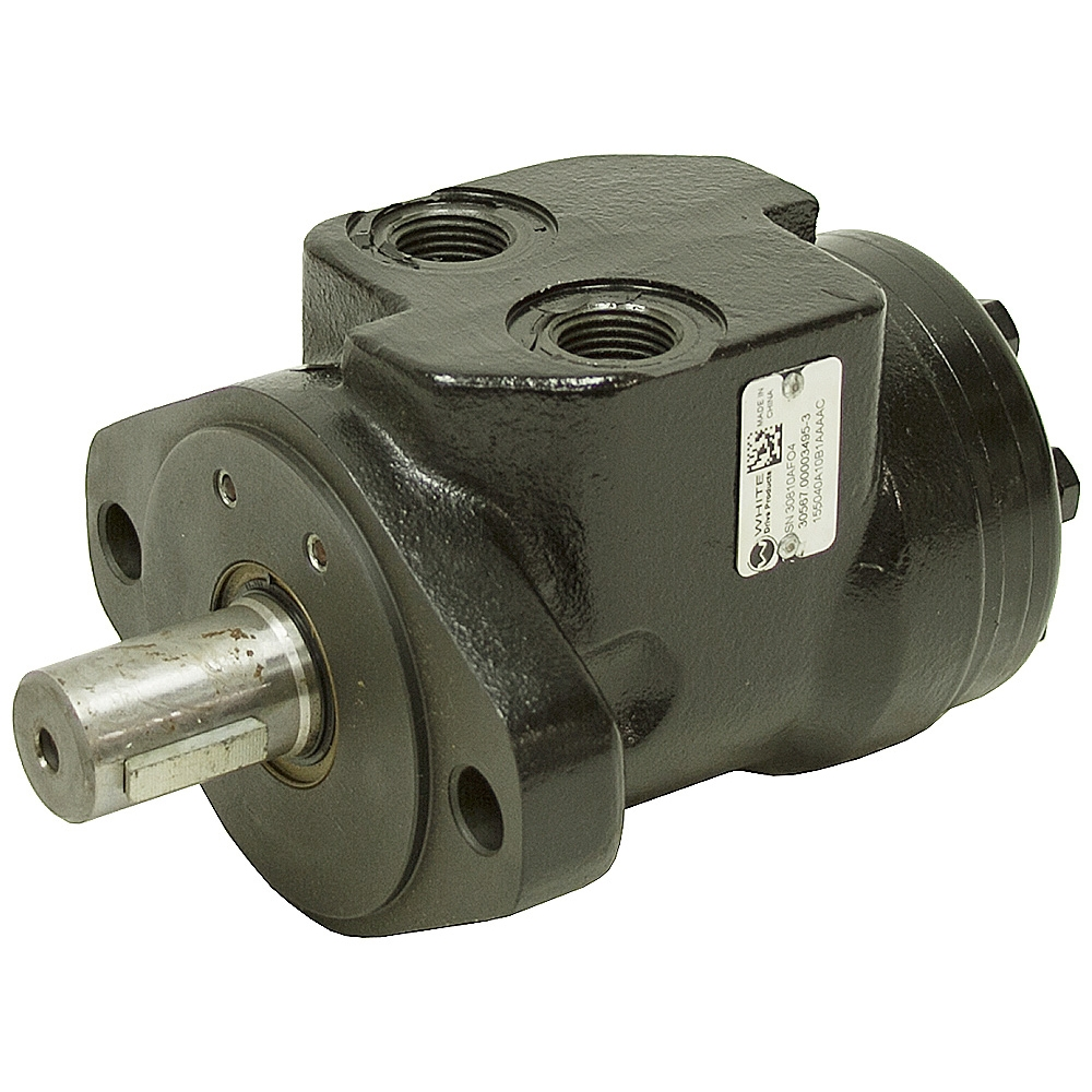 2 5 cu in white drive products 155040a10b1aaaac hydraulic for Two speed hydraulic motor
