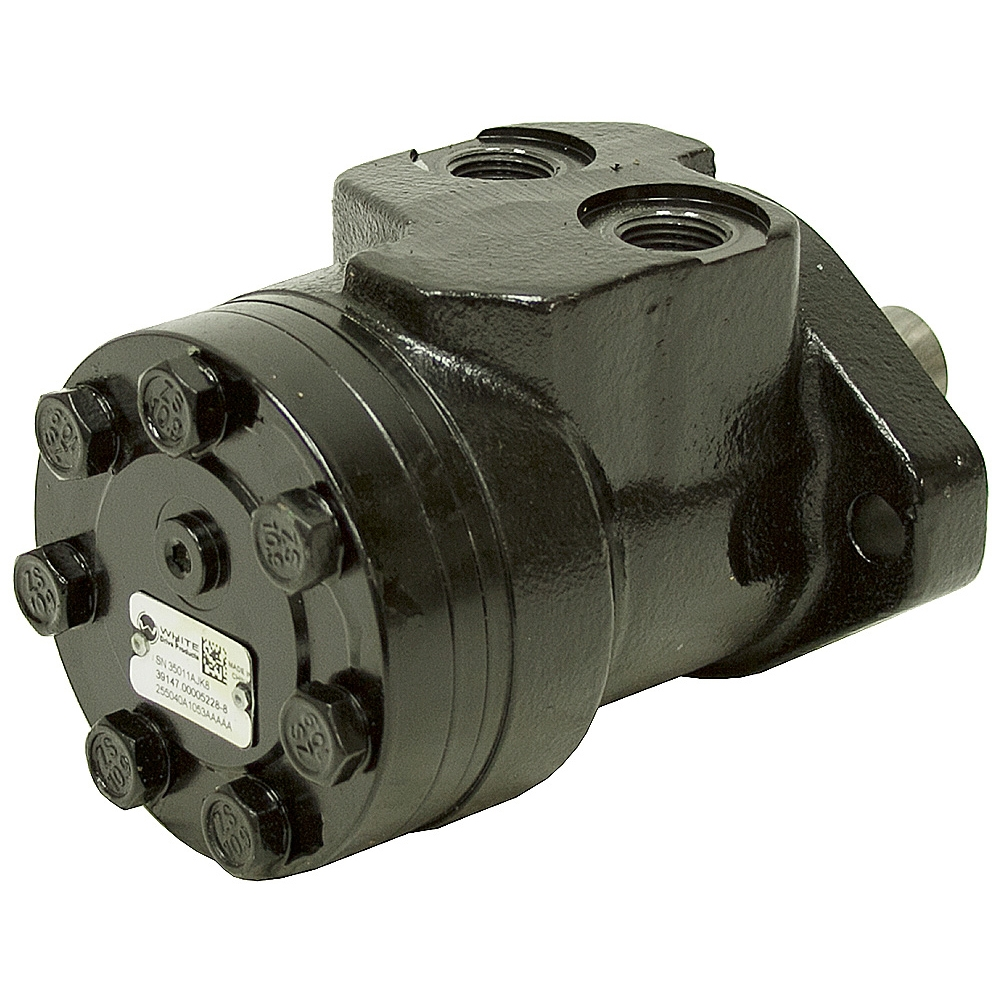 2 5 cu in white drive products 255040a1053aaaaa hydraulic for Two speed hydraulic motor