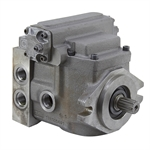 3.05 cu in Bandioli & Pavesi Variable-Displacement Axial Piston Motor M4MV50-50/31-KB3B3V