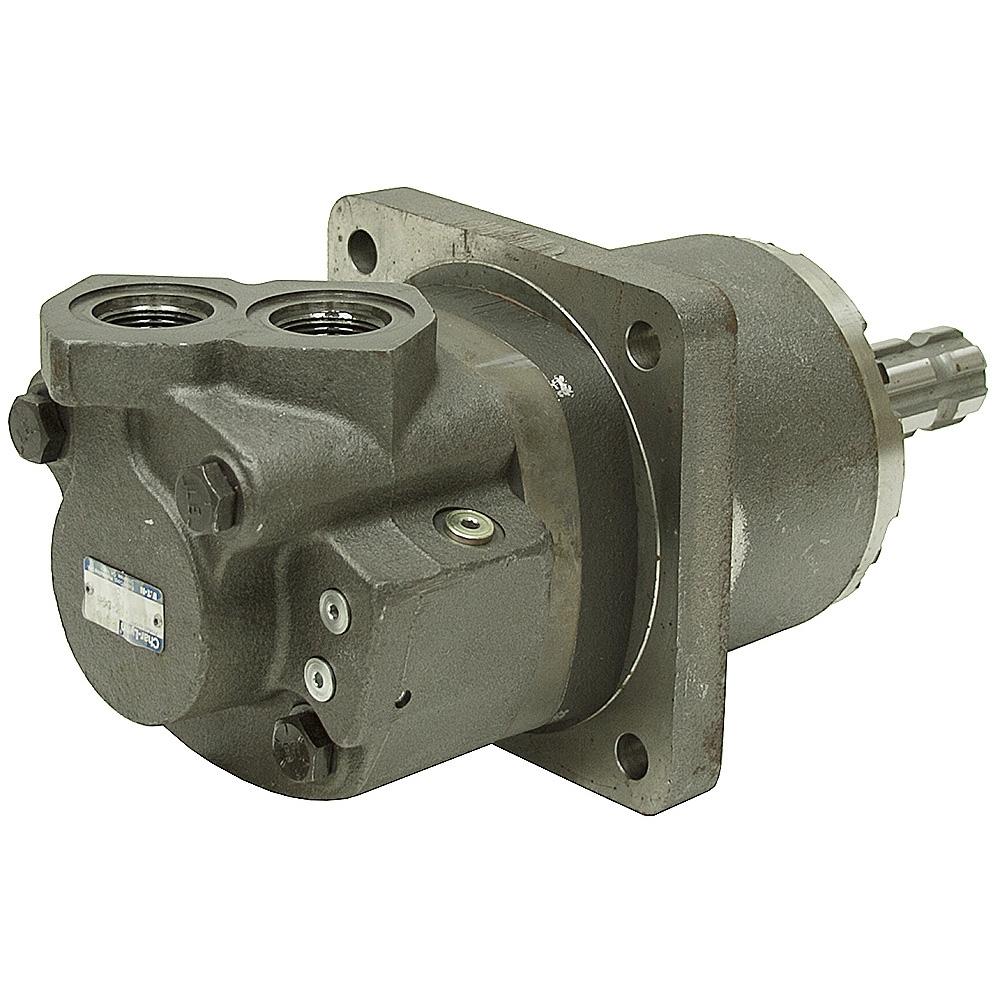 Cu in char lynn hydraulic pto drive motor low for High speed hydraulic motors
