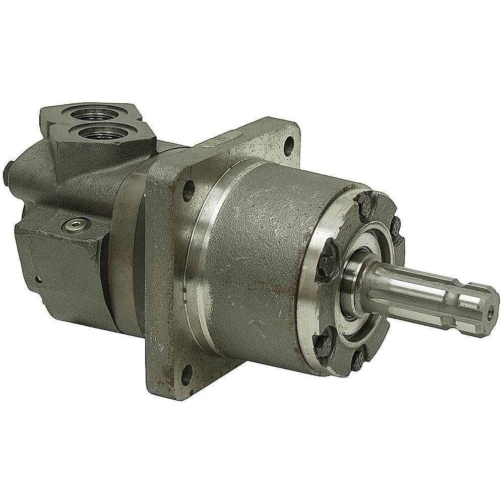 Cu in char lynn hydraulic pto drive motor low for Hydraulic motor with pto spline