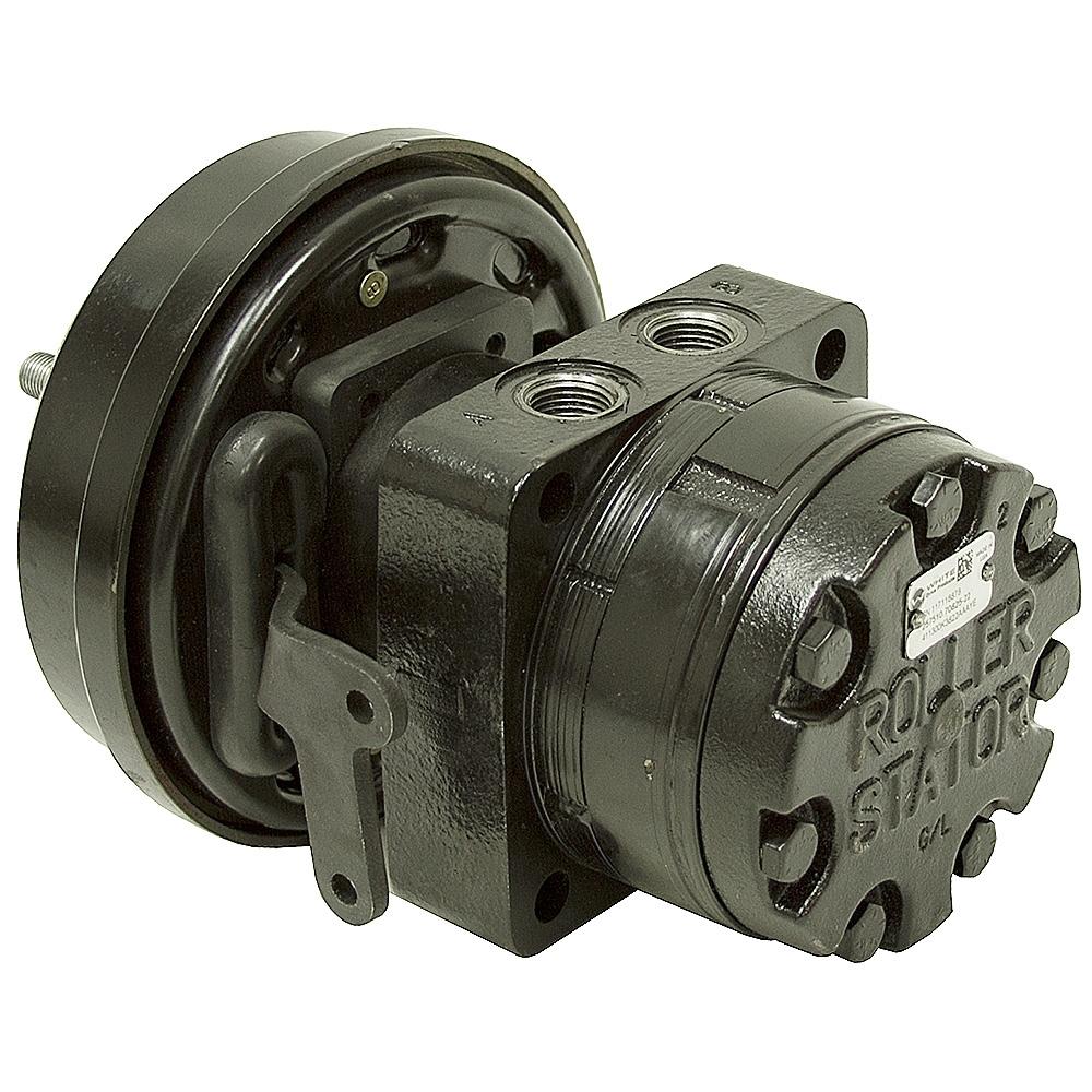 18 3 Cu In White Drive Products 411300k3822aaaye Hydraulic Motor Alternate 1