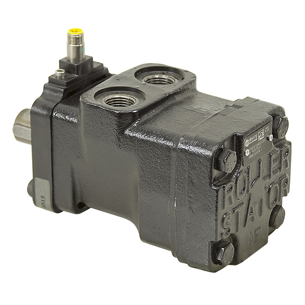 3 2 cu in white drive products 200050f3016bazaa hydraulic for Two speed hydraulic motor