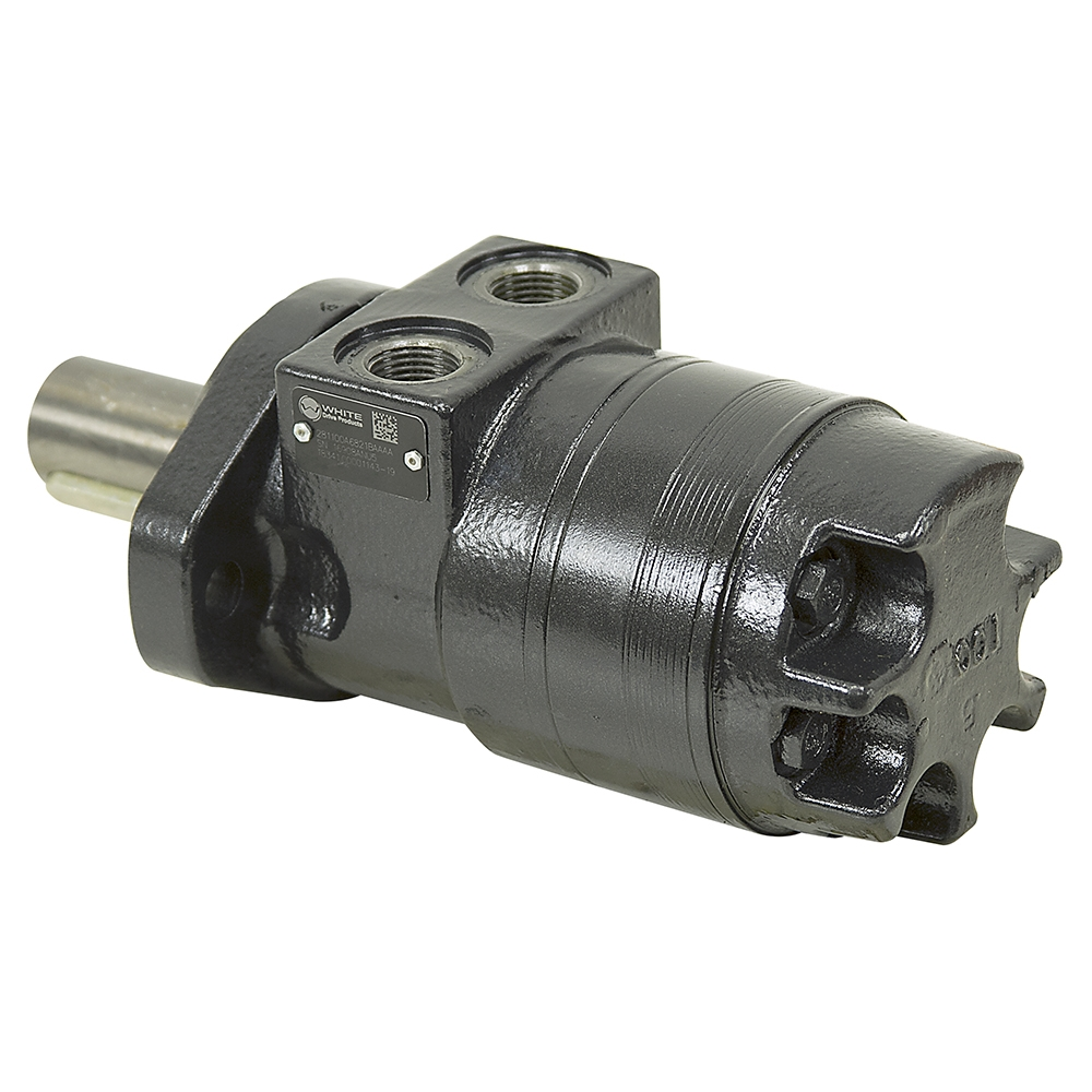 2 5 cu in white drive products 281040a6821baaaa hydraulic for Two speed hydraulic motor
