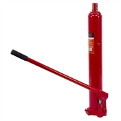 "8 Ton 19.25"" Stroke Flat Base Long Ram Jack, Crane Jack, Cherry Picker Valley HJLA-08F"
