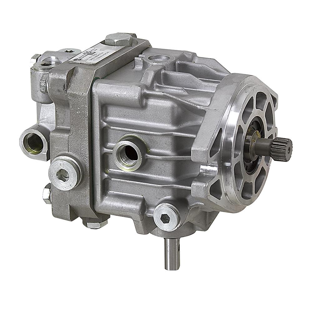 Hydraulic Piston Pump : Cu in white variable axial piston pump