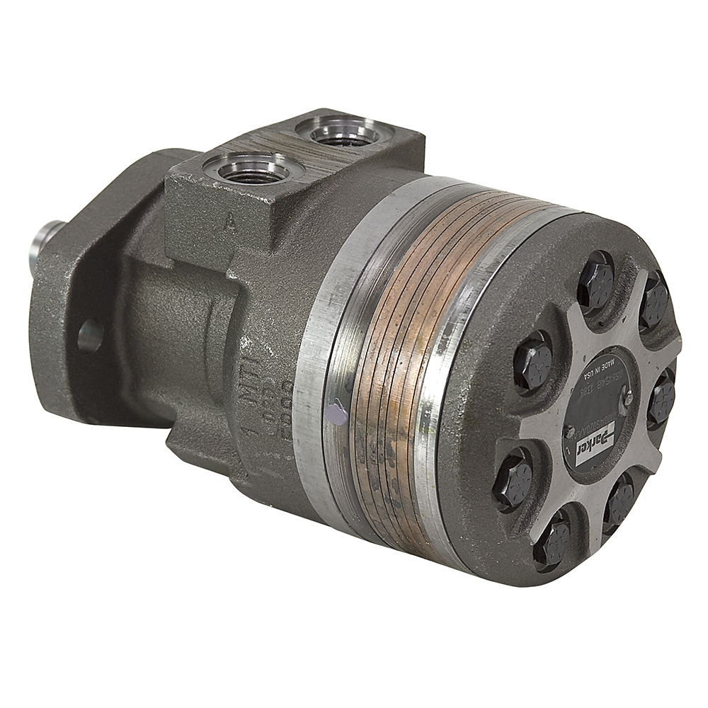 6 1 cu in parker tf0100as020aaab hydraulic motor low for Parker hydraulic pumps and motors