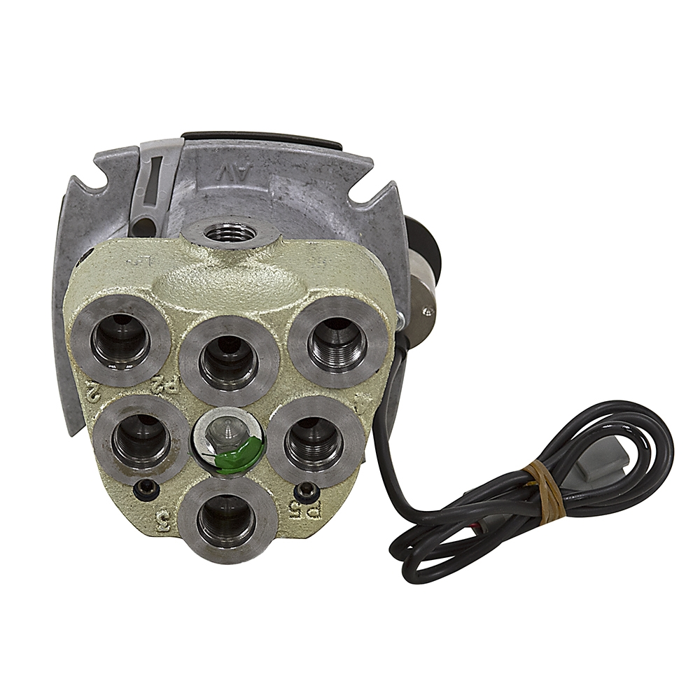 Case Hydraulic Joystick Controls : Joystick rexroth th case nh pilot operated