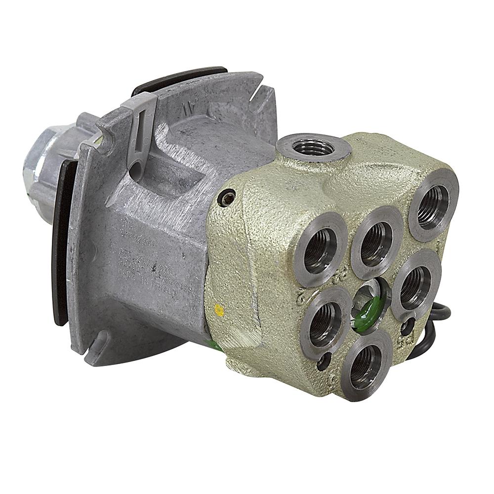 Hydraulic Joystick Control : Joystick rexroth th case nh pilot operated