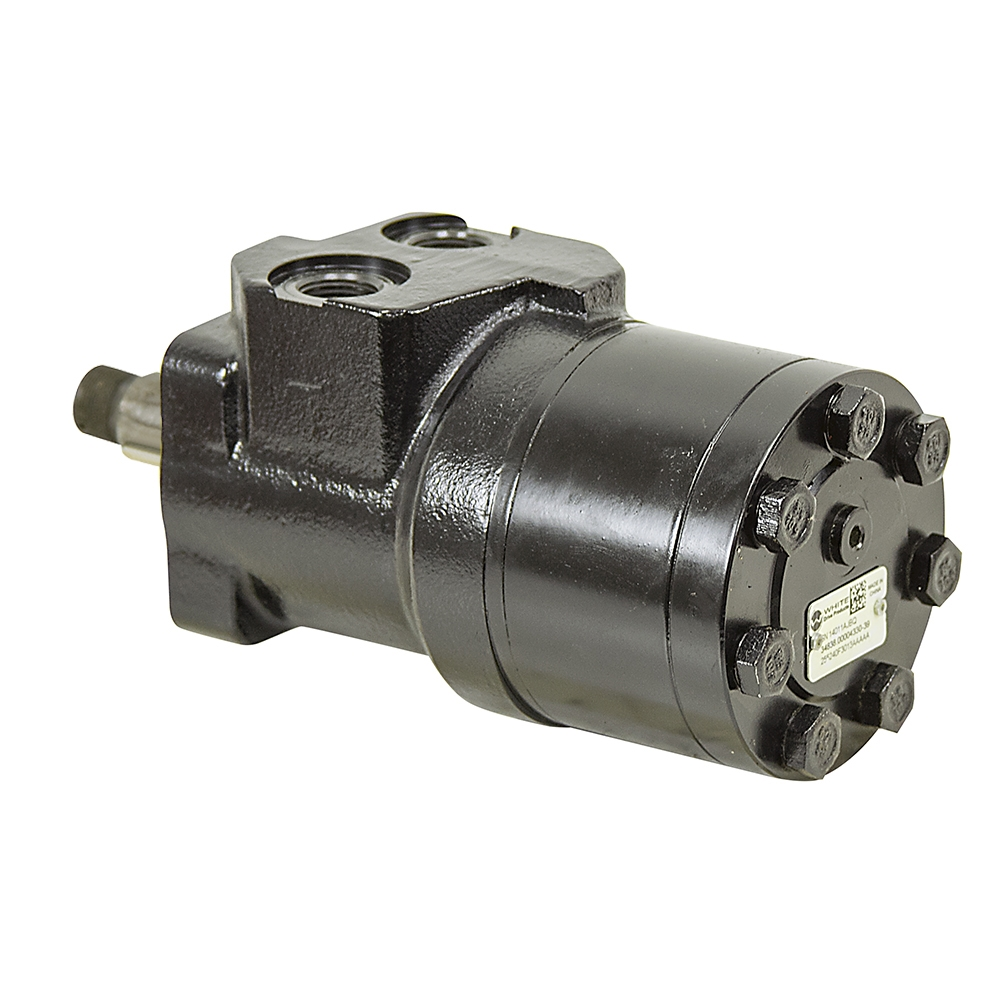 2 5 cu in white drive products 255040f3113aaaaa hydraulic for Two speed hydraulic motor
