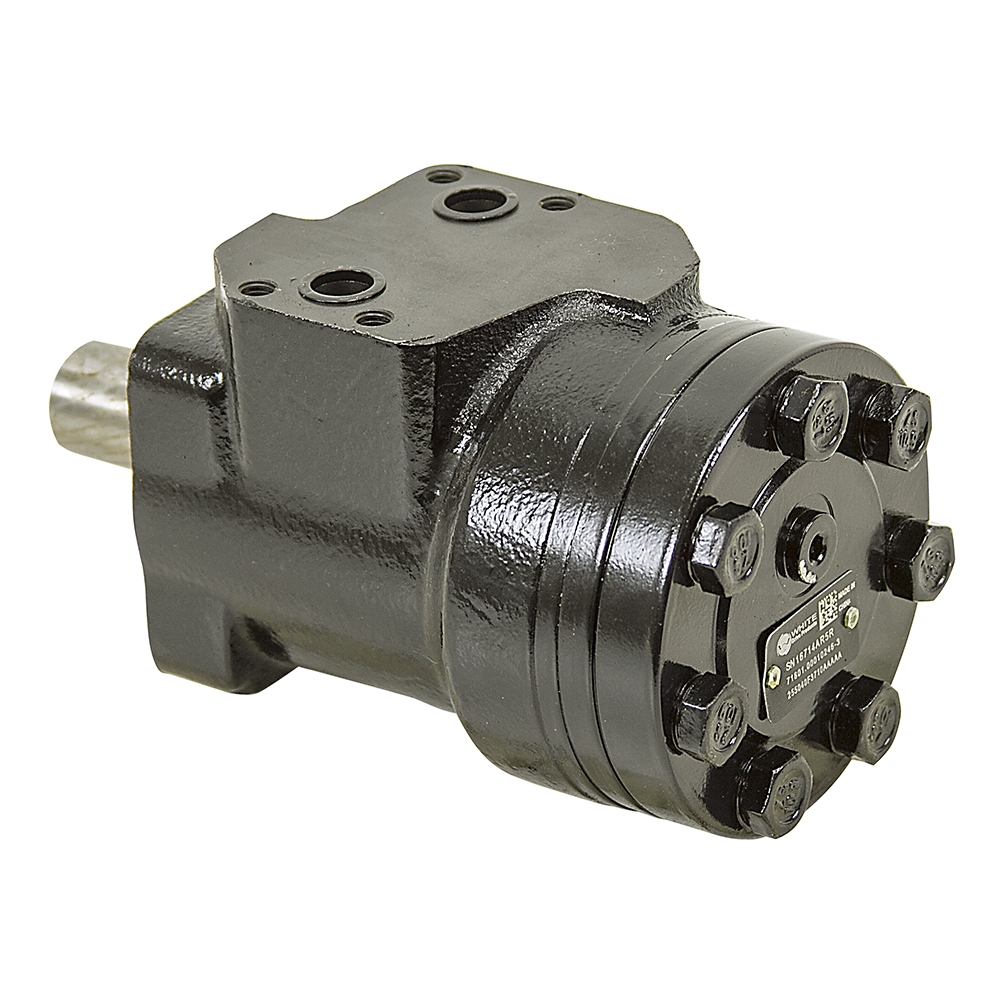 2 5 cu in white drive products 255040f3710aaaaa hydraulic for Two speed hydraulic motor