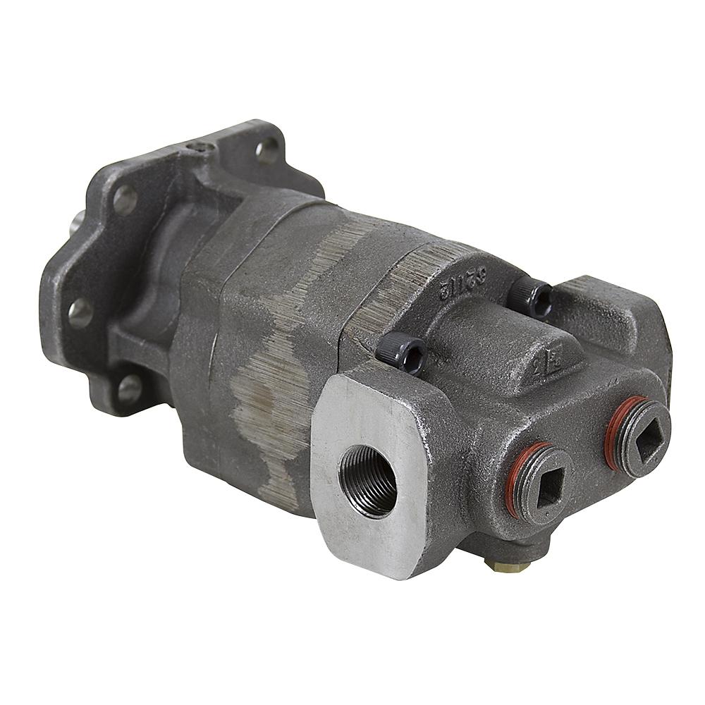 Gear pump tyrone hydraulic gear pump for Ross hydraulic motor seal kit