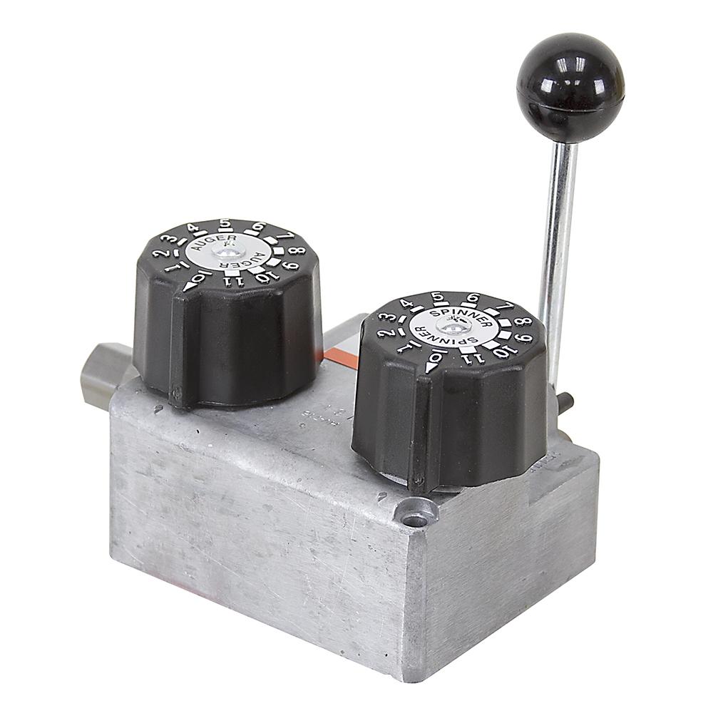 10/30 GPM Buyers HV1030 Salt Sand Spreader Hydraulic Flow Control Valve