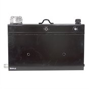 36 Gallon Steel Bulkhead Reservoir w/ 10 Micron Return Line Filter - Buyers Products BH36SF10