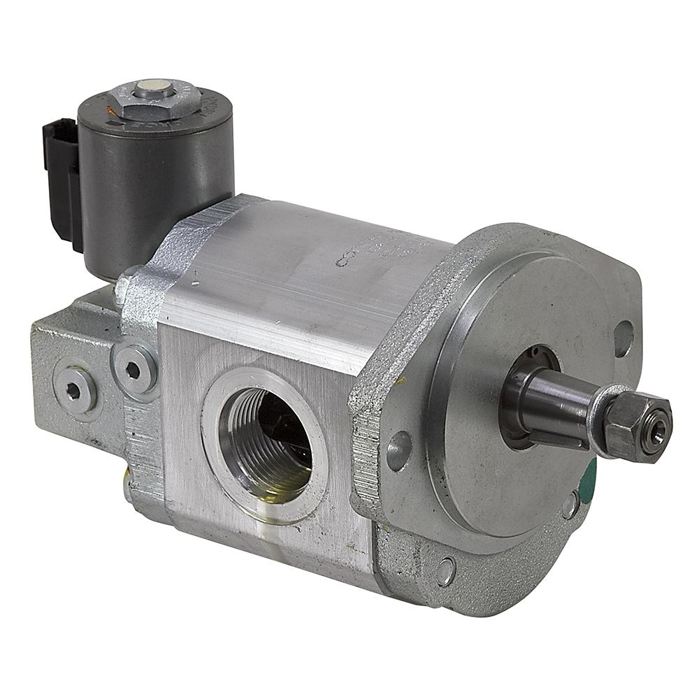 Cu in concentric hydraulic pump wp09a1b250 gear for Hydraulic motor and pump